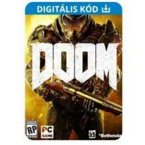 Doom - PC játék - elektronikus licenc - Steam