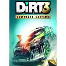 Dirt 3 - Complete Edition - PC játék - elektronikus licenc