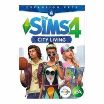 The Sims 4: City Living DLC - PC játék
