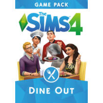 The Sims 4: Dine Out DLC - PC játék
