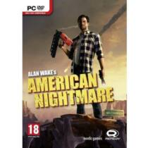 Alan Wake's American Nightmare - PC - elektronikus licensz