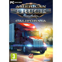 American Truck Simulator Starter Pack: California