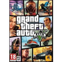 Grand Theft Auto V - GTA V (PC) - Elektronikus licensz
