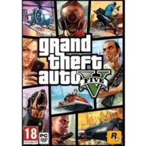 Grand Theft Auto V - GTA V (PC) - Elektronikus licensz
