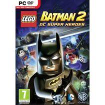 LEGO Batman 2 DC Super Heroes - PC játék