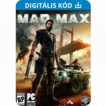 Mad Max - PC játék - elektronikus licence