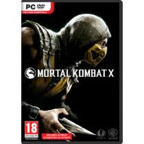 Mortal Kombat X - PC játék - elektronikus licensz