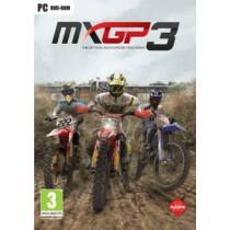 MXGP3 The Official Motocross Videogame (PC) Játékprogram