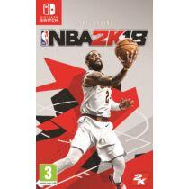 NBA 2K18 játék Nintendo Switch