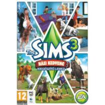 The Sims 3: Házi Kedvenc DLC - kiegészítő, elektronikus kulcs