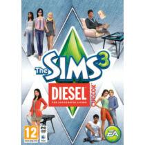 The Sims 3: Diesel cuccok DLC - kiegészítő, elektronikus kulcs