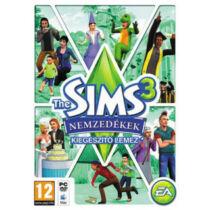 The Sims 3: Nemzedékek DLC - kiegészítő, elektronikus kulcs