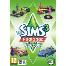 The Sims 3: Padlógáz Cuccok DLC - kiegészítő, elektronikus kulcs