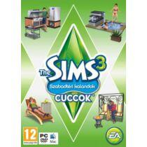 The Sims 3: Szabadtéri kalandok cuccok DLC - kiegészítő, elektronikus kulcs