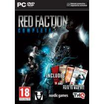 Red Faction Complete (4 játék + DLC)