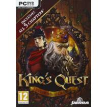 Sierra King's Quest Adventures of Graham (PC) Játékprogram