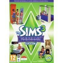 The Sims 3 Királyi lakosztály cuccok DLC - kiegészítő, elektronikus kulcs