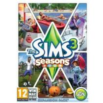 The Sims 3 Seasons DLC - kiegészítő, elektronikus kulcs