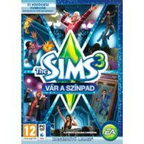The Sims 3: Vár a színpad DLC - kiegészítő, elektronikus kulcs
