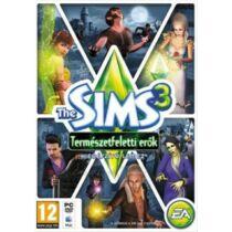 The Sims 3: Természetfeletti erők DLC - kiegészítő, elektronikus kulcs