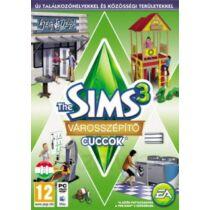 The Sims 3: Városszépítő Cuccok DLC - kiegészítő, elektronikus kulcs
