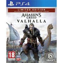 Ubisoft Assassin's Creed Valhalla - Limited Edition (PS4) Játékprogram