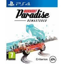 Burnout Paradise Remastered PS4 játék