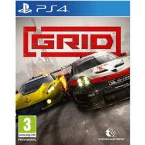 Grid - PS4 játék