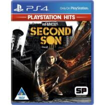 Infamous - Second Son - PS4 játék