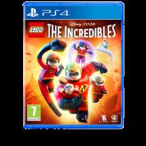 Lego The Incredibles - PS4 Játék