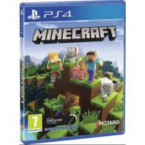 Minecraft Starter Pack (PS4) játékprogram