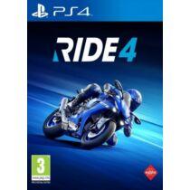 Ride 4 - PS4 játék