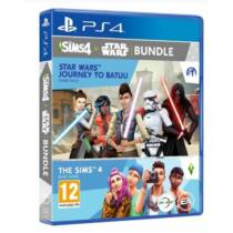 The Sims 4 + Star Wars - Journey to Batuu (teljes játék + bővítmény) - PS4