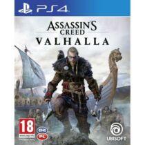 Ubisoft Assassin's Creed Valhalla (PS4) Játékprogram