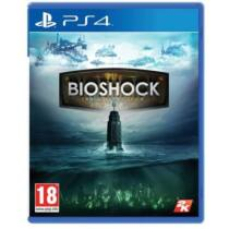 Bioshock - The Collection - PS4 - 3 játék egyben!