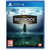 Bioshock - The Collection - PS4 - 3 játék egyben!
