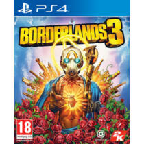 2K Games Borderlands 3 (PS4) Játékprogram