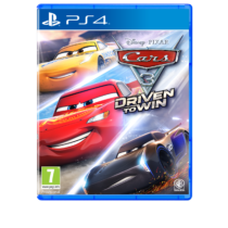 Cars 3 Driven to Win (PS4) Játékprogram