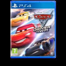 Cars 3 Driven to Win (PS4) Játékprogram