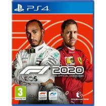 Codemasters F1 Formula 1 2020 (PS4) Játékprogram