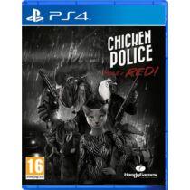 Chicken Police Paint it Red! - magyar felirattal - PS4 játék
