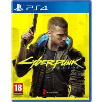 Cyberpunk 2077 - PS4 játék - magyar felirattal!