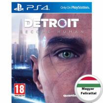 Detroit - Become Human -  PS4 játék - magyar felirattal