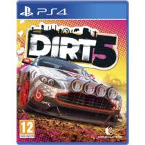Dirt 5 - PS4 játék