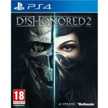Dishonored 2 - PS4 játék