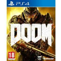 Doom - Bethesda - 2016 - PS4 játék