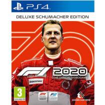 Codemasters F1 Formula 1 2020 [Deluxe Schumacher Edition] (PS4) játékprogram