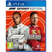Codemasters F1 Formula 1 2020 [Seventy Edition] (PS4) Játékprogram