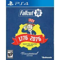 Bethesda Fallout 76 [Tricentennial Edition] (PS4) Játékprogram