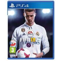 FIFA 18 - PS4 játék